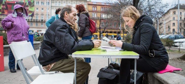 Szabadidőben önkéntesen a szegényéségben élő emebrek jogaiért – Jelentkezz utcajogásznak!